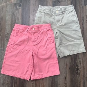 Vineyard Vines Boys Shorts Bundle of 2